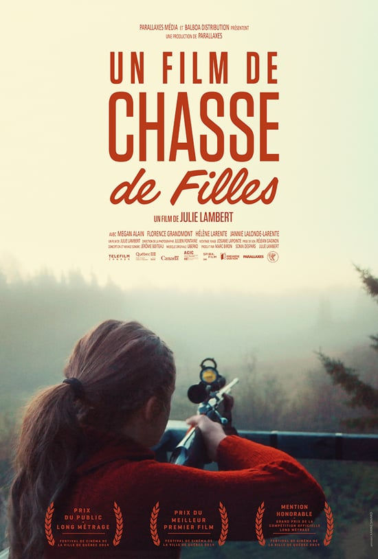 UN FILM DE CHASSE DE FILLES / GIRLS ON THE HUNT / UNA PELÍCULA DE CAZA DE CHICAS