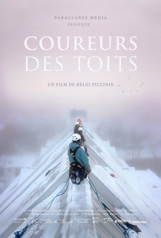 COUREURS DES TOITS / ROOF RUNNERS