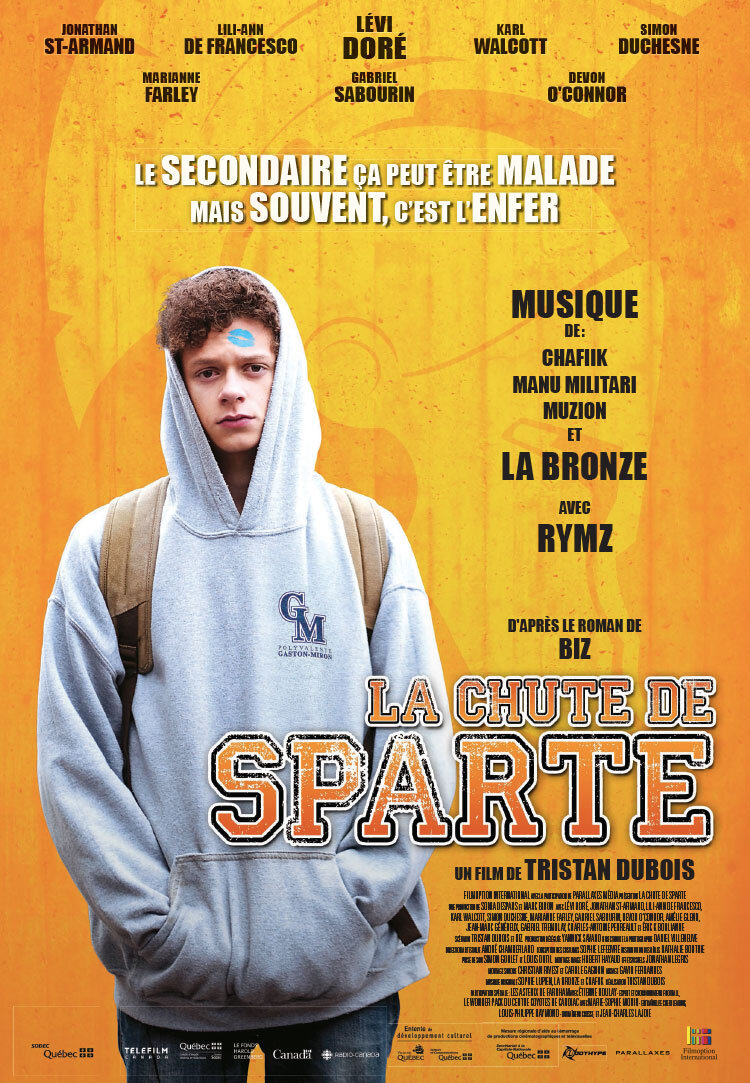 LA CHUTE DE SPARTE / THE FALL OF SPARTA